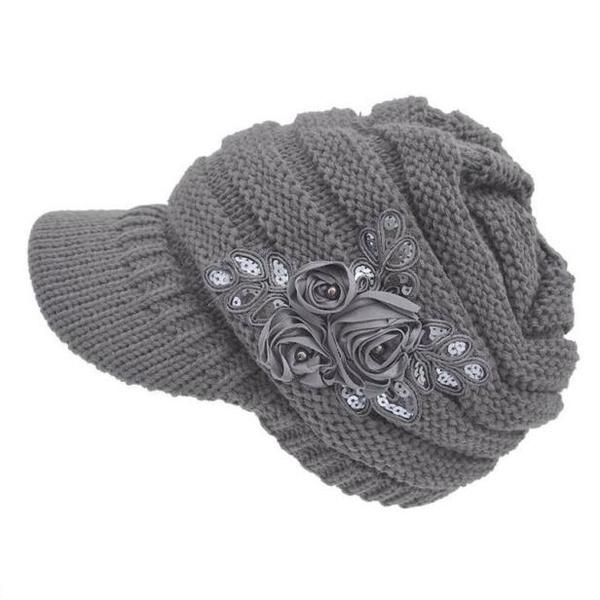 Fashion, winter cap, Winter, knit