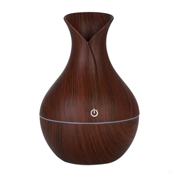 Wood, essentialoildiffuser, Office, Home & Living