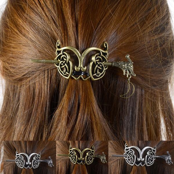 celtichairpin, Jewelry, vikinghairpin, vikinghairstick