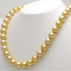 8MM, shells, Jewelry, gold