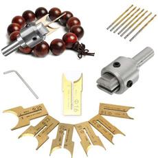 beaddrill, Tool, Blade, woodenbead