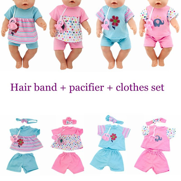 18inchdollclothe, doll, kidstoysaccessory, dollhairband
