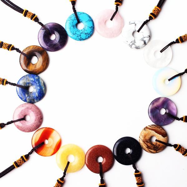 crystal pendant, peacebucklependant, Gifts, Crystal