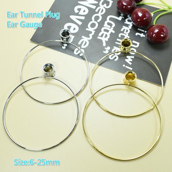 eartunnelplug, earstretcherexpander, Jewelry, earpiercing