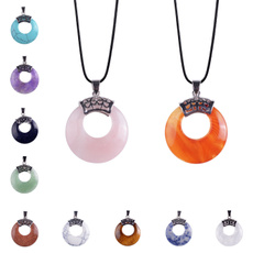 Stone, Jewelry, donut, natyral