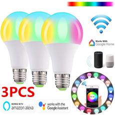 Light Bulb, Smartphones, led, amazonalexa