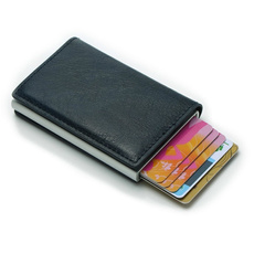 Shorts, aluminumcardcase, Moda masculina, rfidwallet