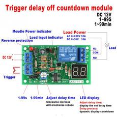 switchmodule, contactor, timerrelaymodule, timermodule
