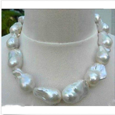 Real, huge, Jewelry, pearls