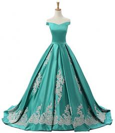 Plus Size, debutante, Dress, Formal Dress