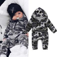 Cotton, babyromper, Outfits, kidsromper