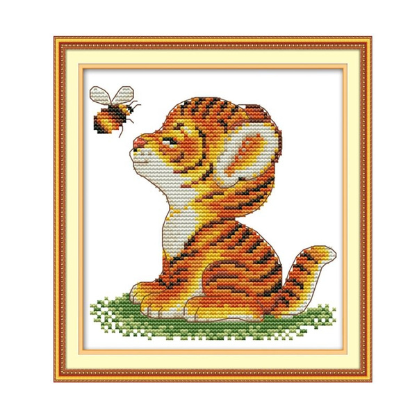 crossstitch, decoration, Home Decor, printed