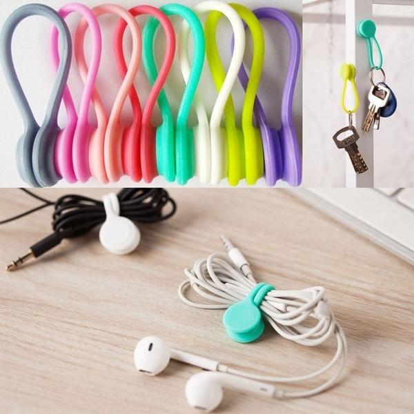 Earphone, cordclip, Consumer Electronics, Holder