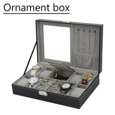Box, Fashion, Jewelry, leather
