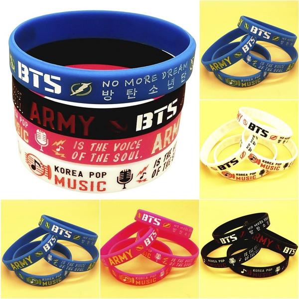 Charm Bracelet, K-Pop, Jewelry, Gifts