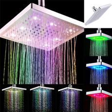 squareshowerhead, Fashion, bathroomshowerhead, showerheadsrainfall