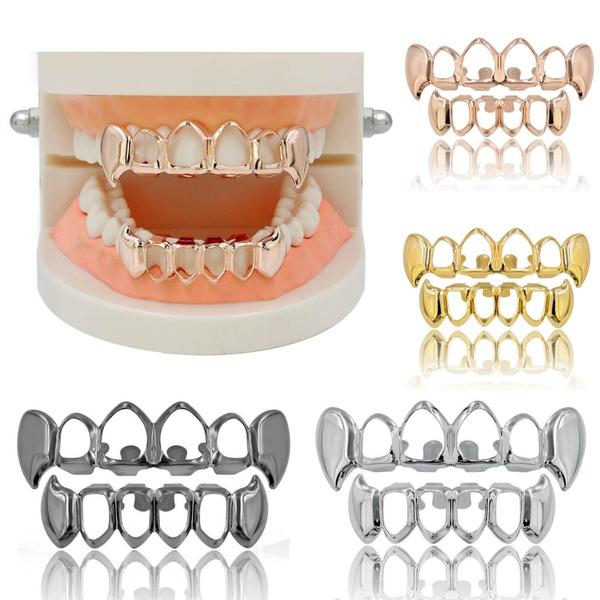 goldplated, goldteeth, cosplayteeth, Jewelry