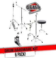 cymbalboom, 6piece, drumstandpack, hihat