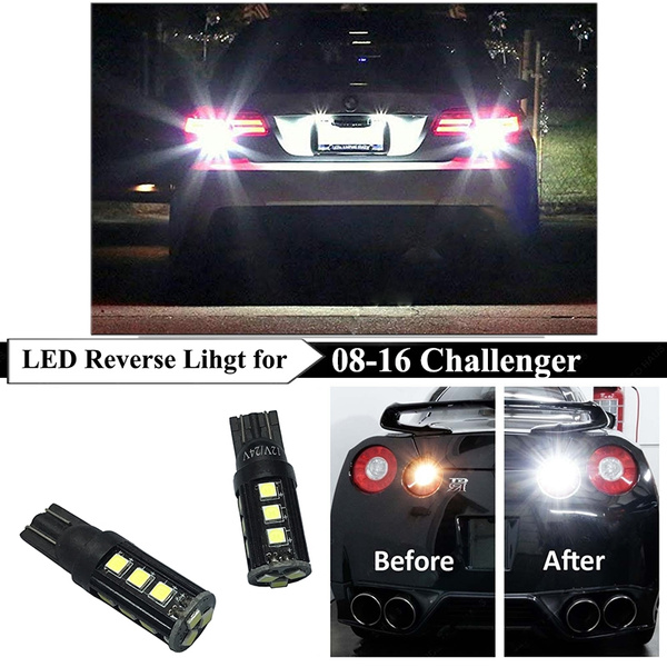 Dodge, led, reverse, fit