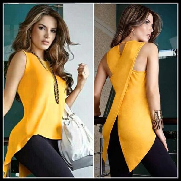 blouse, Summer, Fashion, Tops & Blouses