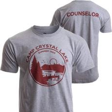 Funny, campcrystallakeshirt, fashion shirt, Movie