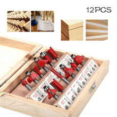 woodworkingcutter, routerbit, 8MM, Wood