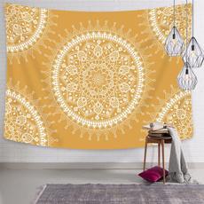 yellowtapestry, Decor, Flowers, Wall Art