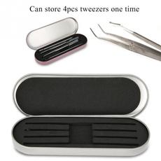 case, Box, Beauty, Tweezers