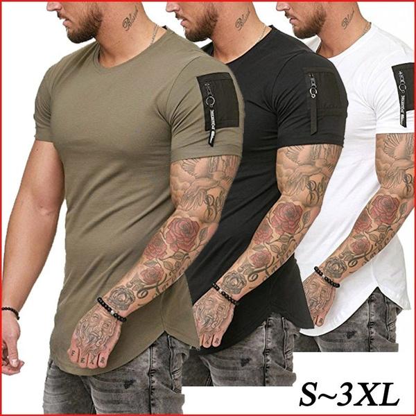 topsamptshirt, Cotton, Cotton T Shirt, Sleeve