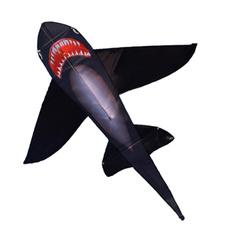 easytofly, Shark, kitewithstringandhandle, kite