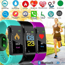 Heart, Fitness, Fashion, id115hrsmartwatch