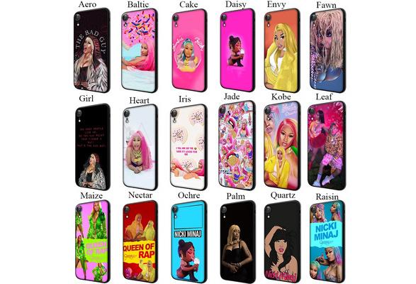 coque iphone 8 nicki minaj