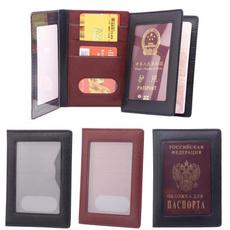 case, leather, ticketholder, Cover