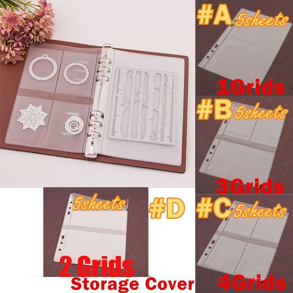 cuttingdiesstoragebook, Scrapbooking, collectionbook, Cover