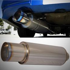 exhaustsilencermuffler, Steel, Stainless Steel, exhaustsystem
