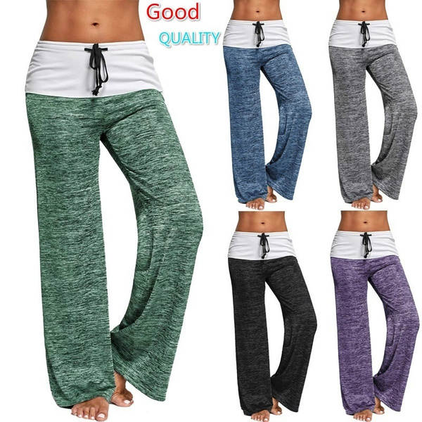 Women Pants, heathergreypant, Plus Size, Yoga