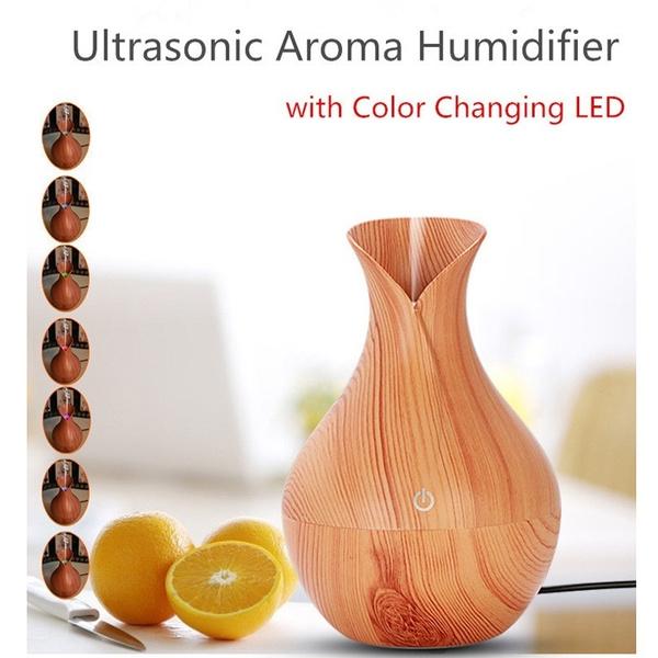 essentialoilhumidifier, Fashion, led, Electric
