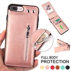 leather wallet, Folio, slim, iphone7pluswalletcase