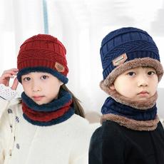 Warm Hat, Fleece, Outdoor, Winter