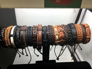 Fashion, Wristbands, Gifts, leather