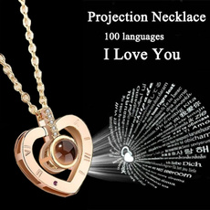 Chain Necklace, Love, Jewelry, Gifts