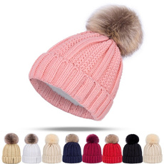 Warm Hat, Beanie, Outdoor, Cotton