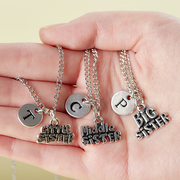 sister, Gifts, Family, sisternecklace