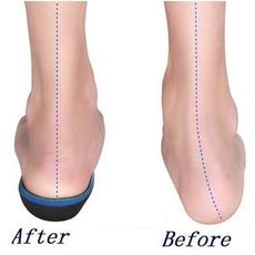 footmassageinsole, Insoles, siliconeshoespad, orthotic