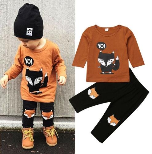 Toddler, Sleeve, babyboyclothesset, Long Sleeve