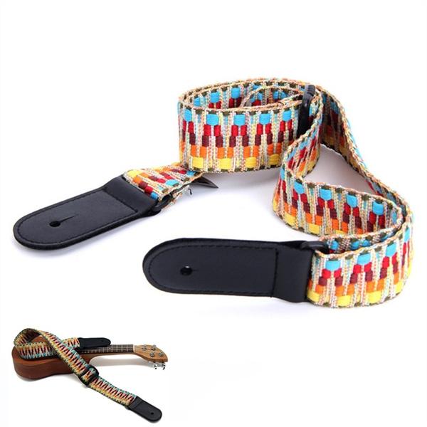 Genuine, guitarstrap, leather, strap