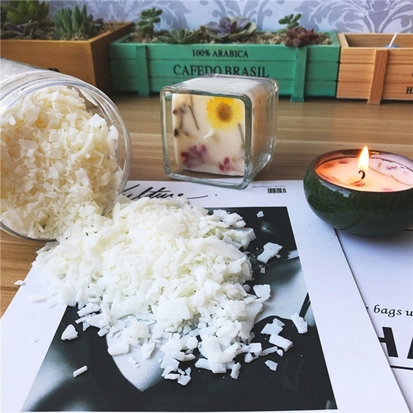 rawmaterial, soywax, Candle, Handmade