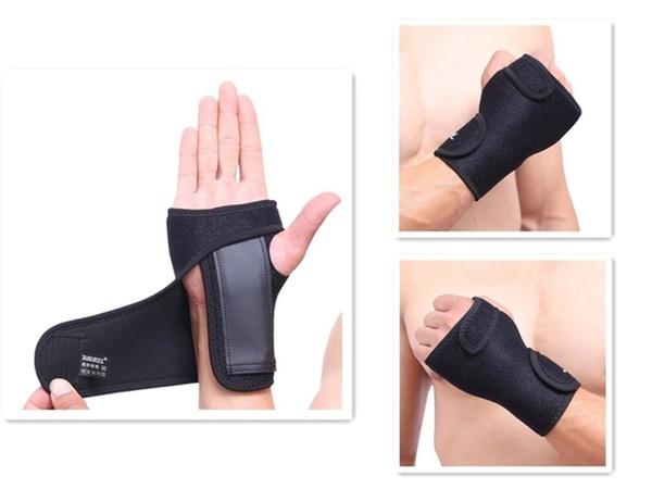 antisprain, Wristbands, splintglove, Breathable