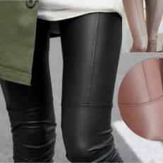 brown, Leggings, Plus Size, skinny pants