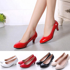 dress shoes, Fashion, redhighheel, Office